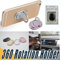 Wholesale Unique Metals - Magnetic Holder Metal + PC Phone Holder with Stand Unique Fit Cell Phone Holder Fashion For Universal Cellphone