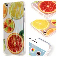 Wholesale Iphone5 Diamond Case - Cell Phone Cases Orange Deer For Iphone5 6 plus Soft TPU IMD Bling Diamond Cover Case Wiredrawing Shiny for LG K7 with Dustplug