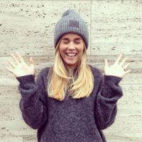 Wholesale Cute Woolen Hats - 2016 New Fashion Woman's Warm Woolen Winter Crochet Knit Beanie Hats Brand Hip Hop Cute Caps Female Boy Girl