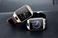 Wholesale Golden Base - 2016 Bluetooth Smart Watch DZ09 for Samsung S4 Note 3 HTC Android Phone Smartphones Android Wear Free Shipping Rated 4.8  5 based on 18 cust