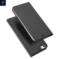 iphone 5s stehen fall großhandel-Für iphone 5s case luxus pu leder flip case für iphone 5 cases 5s coque iphone se case ständer schutzhülle buch cover phone shell