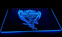 Wholesale motor cycles - Ls612-b Motor Cycles Neon Light Sign