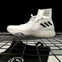 Wholesale Crazy Ups - Crazy Explosive Boost Basketball Shoes 2017 New Arrival Wiggins John J Wall 3 for Top quality Sports Training Sneakers Size 7-12 with box