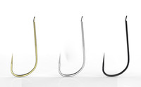 Wholesale Carp Fishing Free Shipping - Wholesale Gold sleeve barbed fish hook fishing gear bulk fish hook Carp fishing hook Set saltwater Carbon Steel Crank Hooks Free shipping