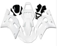 Wholesale Glossy White Yamaha - New Hot sales motorcycle ABS Fairing Kits 100% Fit For YAMAHA YZF-R6 98-02 YZF600 1998 1999 2000 2001 2002 YZF R6 white glossy color
