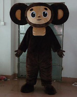 Wholesale Koala Ears - SX0725 100% positive feedback a brown koala bear mascot costume with big ears for adult to wear