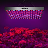 JCBritw LED Grow Light for Indoor Garden Serre et Hydroponic Red Blue Growing Lamps 14W 225pcs Hanging Light