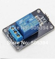 Wholesale Relay Shield - 5V One 1 Channel Relay Module Board Shield For PIC AVR DSP ARM MCU