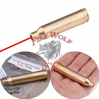 Бесплатная доставка Cal 7MM Cartridge Red Laser Bore Sighter Boresighter Sighting Sight Boreight Colimador для охотничьего оружия