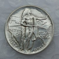 Wholesale commemorative half dollar - 90% silver 1926 Oregon Trail Commemorative Half Dollars Free shipping