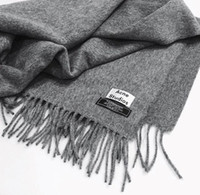 Wholesale Shawl Scarf Scarve - 2016 NEW FASHION Letter Scarf Cashmere Women KIDS Winter Warm Long Scarf WrapS Scarve Shawl MEN SCARVES