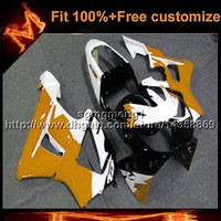 Wholesale honda cbr929rr fairing red injection - 23colors+8Gifts Injection mold blue body cowl for HONDA CBR929RR 2000-2001 CBR929RR 00 01 ABS Plastic Fairing