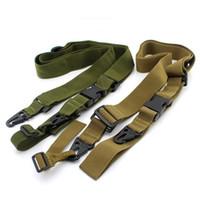 Wholesale Oblique Shoulder Strap - Wear - resistant waterproof three - point strap tactical tasks outdoor climbing oblique shoulder multi - functional rope camera strap