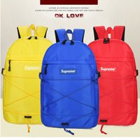 Wholesale College Backpacks Men - Fashion Teenager Boys & Girls' School Bags Adult Backpack Men Women's Casual Backpacks Travel Outdoor Sports Bags Waterproof