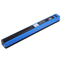 Wholesale Pencil Scanner Facleta MINI SCANNER DPI PORTATIL LCD A4 Color Handhold Scanner Pen Photoelectric A4 Paper Color Image Sensor