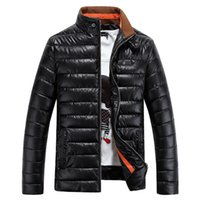 Wholesale Fall Thick Warm Men Winter Coat Top selling Fashion Masculine jacket Men Park Outdoor Wear High Quality Plus Size Padded Jacket