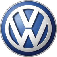 10PCS New Logo emblema emblema Fit For Key Case Volkswagen VW 14 milímetros logotipo do carro emblema distintivo