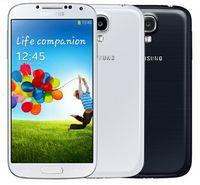Wholesale S4 Gt - Original Galaxy S4 GT-i9500 13MP Camera refurbished Samsung i9500 5.0 inch NFC 3G Quad Core Android 4.2 16GB Storage unlocked phones 002864