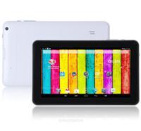satılık tabletler toptan satış-AllWinner A33 tablet pc IPS Ekran 9 inç Android 4.4 512 MB + 8 GB Dört Çekirdekli Çift Kamera Wifi Bluetooth 3000 mAh 1024 * 600 Tablet Sıcak Satış