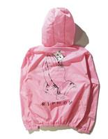 Wholesale Cat Cardigans - Ripndip trend of the Virgin Mary bergamot couple couple jacket sun clothing Harajuku personality cheap cat coat