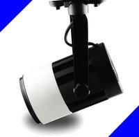 piste lumineuse led achat en gros de-Éclairage de piste Éclairage de piste 20W 24W 30W LED Super Bright LED Réflecteur Lampe LED Projecteur à économie d'énergie conduit éclairage sur rail 85-265V
