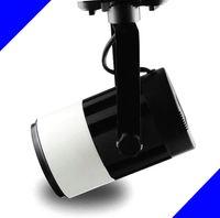 Wholesale super bright track light resale online - COB Track Lights W W W LED Track Light Super Bright LED Reflector Lamp LED Energy Saving Spotlight led track lighting V