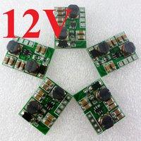 Wholesale Voltage Boost Regulator - 5pcs 7W Boost-Buck 2-24V TO 12V DC DC Converter Step UP & Down Voltage Regulator Module for Smart Home