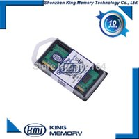 Wholesale Ddr3 Notebook 4gb - free shipping 4G DDR3 1333mhz 1.5V 204PIN pc3-10600 laptop notebook ddr3 4gb ram memory compatible