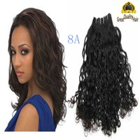 Wholesale days human hair for sale - Group buy Best Sale Brazilian Hair Human Hair Extensions Peruvian Malaysian Indian Cambodian Hair Water wave weaves A Best Quality Day Delivery