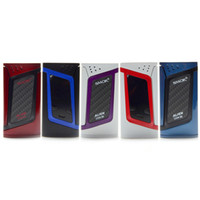 Wholesale Vw Display - SMOK Alien TC Box MOD 220W VW TC Big OLED Display Vape Mods Suit for TFV8 Baby Tank 100% Original