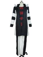 hitman cosplay kostümlerini yeniden doğurdu toptan satış-Katekyo Hitman Reborn Belphegor Prens Cadılar Bayramı Seti Cosplay Kostüm