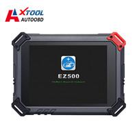 ücretsiz wifi aracı toptan satış-2016 Promosyon 100% Orijinal XTOOL EZ500 Tanı aracı, XTOOL ps90 olarak EZ500 Araç tarayıcı Tanı aracı ücretsiz güncelleme çevrimiçi