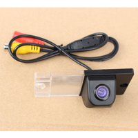 Wholesale Reverse Camera For Kia Sorento - Special CCD Chip Car Rear View Camera Reverse Backup Camera For Kia Sportage 2008 Sorento And kia Hyundai
