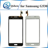 5.0 pollici touch Per Samsung Galaxy Grand Prime G530 G530H Touch Screen Digitizer Vetro esterno Lens Panel Alta qualità A +++ Grado 100% Test