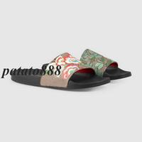 Wholesale Beach Birds - mens and womens fashion bird flower butterfly flower tian slide sandals rubber slippers outdoor beach causal flip flops