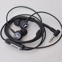 Wholesale Usb Laptop Headset - Cool Gift Marshall Mode Stereo Earphone with Mic Earbuds Sports In-ear Headphones Hifi Universal Headset for Mobil Phone PC Laptop Computer