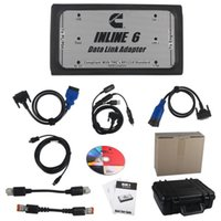 Wholesale Diagnostic Tools Trucks - Cummins Inline 6 Insite V7.62 Data Link Adapter Supports SAE J1708 J1587 and J1939 CAN data links Diesel Truck Diagnostic Tool