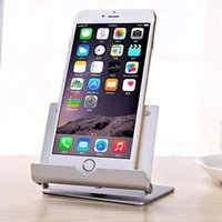 Wholesale Best Mobile Phone Display - Best Selling New Design Mobile Phone Tablet Aluminum Stand holder 360 Degree Rotating Smart Phone Standing Display Foldable Phone holder