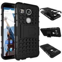 Wholesale Lg Nexus Phone Case - Hybrid Case for LG Leon Spirit L70 V10 G4 Pro K7 K10 Nexus 5 2015 Nexus 5X Cell Phone Cover