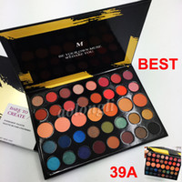 Wholesale Shadow Collection - Makeup Eye shadow 39 colors Eyeshadow Palette The dare to create Palette Limited edition holiday collection 39A Eyeshadow DHL Free Shipping
