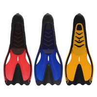 Wholesale Swimming Flippers Submersible - Swimming Fins Submersible Long Fins Snorkeling Foot Swimming Flipper Diving Fins