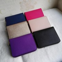 Wholesale Top Quality Ladies Clutch Wallets - M107 Genuine leather bag clutch handbag women lady fashion luxury top quality brand designer free shipping new arrival