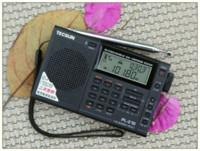 Wholesale Tecsun Radio Digital Portable - TECSUN PL-210 PLL Digital World Band Radio Receiver PL210 FM Stereo SW MW LW Dual Conversion Radio With Speaker Free Shipping