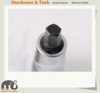 Wholesale Brake Socket - 1-2inch Dr. Cr-V 10mm Pentagon Five 5-Star Brake Socket Bit for Girling Brakes