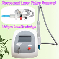 Wholesale Laser Removing Tattoo Machine - pico laser fda qswitch nd yag laser tattoo remove dark skin spots picosure Honeycomb Laser 755 speckle removal machine