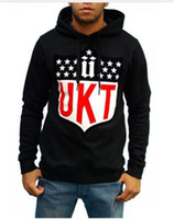 Wholesale Unkut Clothing - selling new unkut hoodies clothes hip hop sweatshirt men free ship clothes Rock clothing streetwear pullover sportswear sweats