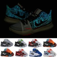 Wholesale Table Tennis Training Balls - Kyrie 3 III Girl Basketball Shoes Women Kids Youth Outdoor Kyrie Irving 3 Basket Ball Training Sneakers Sport Shoes Boost Size US 36-39