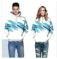 Wholesale Code V White - 2017wish color digital printing source code tide brand men Hoodie male factory direct