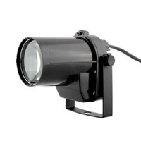 Barato Dmx512 Spot Light-Atacado-DMX512 10W RGBW 4in1 Brilho LED Pinspot Luz, LED Spot Light, os efeitos da chuva para KTV, Bar, Nightclub