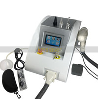 Wholesale Yag Skin Laser Machine - 1064nm 532nm Q Switched Nd Yag Laser Tattoo Eyebrow Pigment Removal Machine Scar Acne Remover